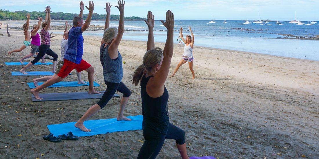 Tamarindo Costa Rica Yoga Surf Camp - Costa Rica's Best Yoga Surf Camp