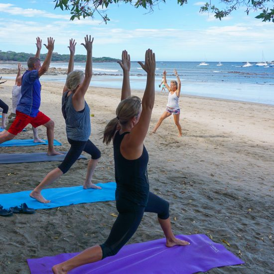 Tamarindo Costa Rica Yoga Surf Camp - Costa Rica's Best Yoga Surf Camp